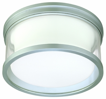 CSL SS1021 Gravity CFL Flush Mount Ceiling and Wall Light