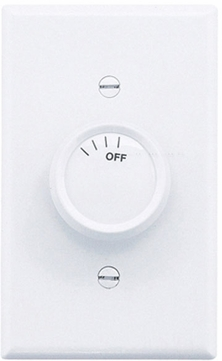 Emerson Ceiling Fans SW93 2-Fan Control Wall Switch