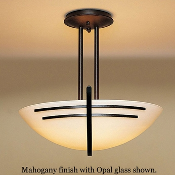 Hubbardton Forge 12-4532 Paralline Metra Large Ceiling Light