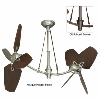 Emerson Ceiling Fans CF3300 St. Croix Double Ceiling Fan