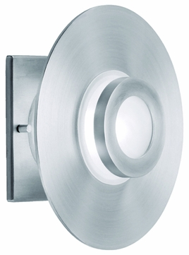 CSL SS1000-SA Slide Modern Flush Mount Ceiling and Wall Light