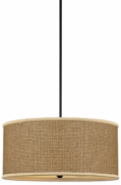 Quoizel ZE2822K Zen Four Light Pendant - 22 inches