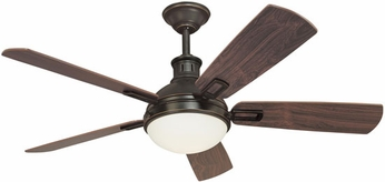 Hudson Valley 2299-OB Pelham Old Bronze Ceiling Fan