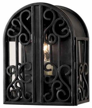 World Imports 525042 Sevilla Small Traditional Outdoor Wall Sconce