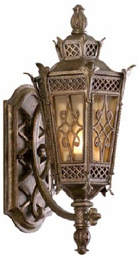 Corbett 58-21 Avignon 1 Light 19 inch Outdoor Wall Sconce