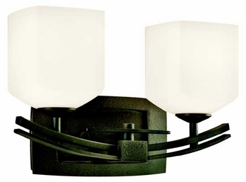 Kichler 45262AVI Brinbourne 2-Lamp Vanity Light