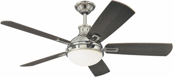 Hudson Valley 2299-PN Pelham Polished Nickel Ceiling Fan
