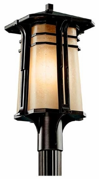 Kichler North Creek Small Outdoor Post Light