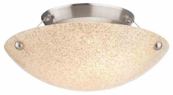Forecast Pacifica Contemporary Style Semi-Flush Ceiling Lamp