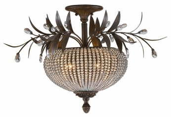 Uttermost 22221 Cristal de Lisbon Semi-Flush Ceiling Light