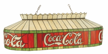Meyda Tiffany 98072 Coca Cola Billiard Light - 32 inches