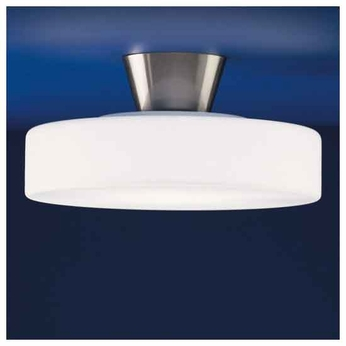 Zaneen D92050 Rondo Contemporary Style Semi-Flush Ceiling Light