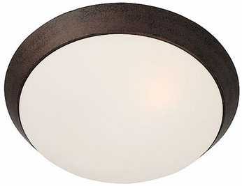 Access 2062-RU 206 Rust Flushmount Ceiling Light