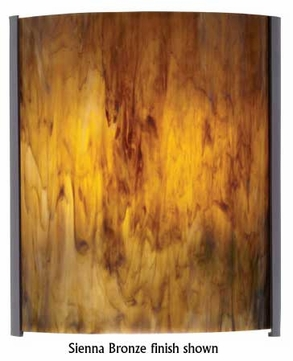 Thomas PL8510 Embrace Art Glass Fluorescent Wall Sconce