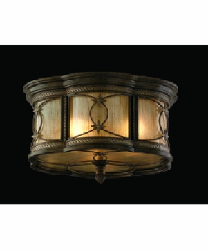 Corbett 67-33 St. Moritz 3 Light 16 inches wide Flushmount Ceiling Fixture
