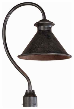 World Imports 900189 Dark Sky Essen Outdoor Post Light
