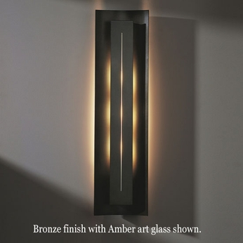 Hubbardton Forge 21-7635 Gallery Backplate Wall Sconce