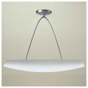 Zaneen D81013 Zenith Large Modern Style Semi-Flush Ceiling Light