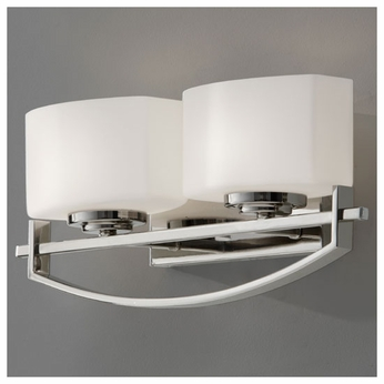 Feiss VS18202 Bleeker Street Contemporary 2-light Vanity