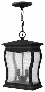 Hinkley 1482MB Richmond Outdoor 2 Light Hanging Overhead Lantern Ceiling Light