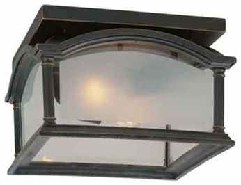 Artcraft AC8116 Hartford Outdoor Flush-Mount Ceiling Light