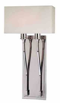 Hudson Valley 642 Selkirk 2-light Contemporary Vanity Light Fixture