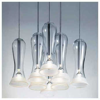 Zaneen D81024 Blues 8-light Contemporary Multi-Pendant