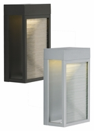 LBL Moi 11 LED Outdoor Modern Wall Lighting Fixture - 11 Inches Tall