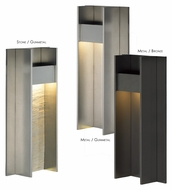 LBL Tav 14 Inch Tall LED Contemporary Exterior Wall Lighting Fixture