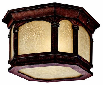 Kichler 49035BST Duquesne Colonial Outdoor Ceiling Light