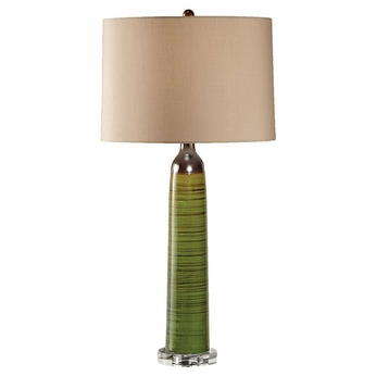 Feiss 10078ACB Independents Natural Table Lamp