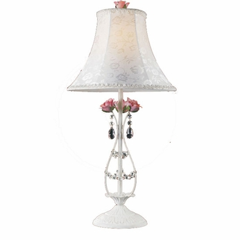 ELK 4051-1 Rosavita Rustic Table Lamp