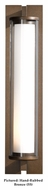 Hubbardton Forge 306455 Fuse Large Exterior 21 Inch Tall Wall Sconce Lighting