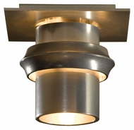 Hubbardton Forge 124910-82 Twilight Vintage Platinum Finish Lighting Fixture