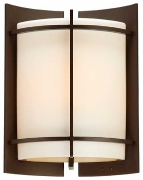 Quoizel NN8309WT Nolan Asian Small Outdoor Wall Sconce