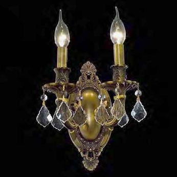 Worldwide 23301 Worldwide 2-light Wall Sconce
