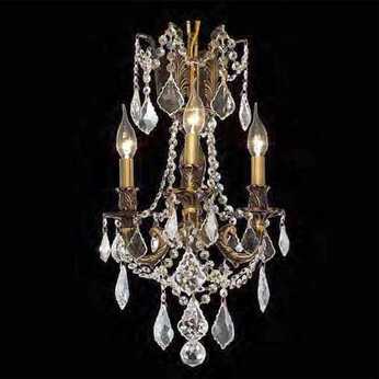 Worldwide 83302B Worldwide 13  3-light Pendant Light