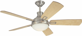 Hudson Valley 2299-SN Pelham Satin Nickel Ceiling Fan