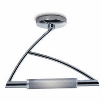 Zaneen D82018 Wing Contemporary Semi-Flush Ceiling Light