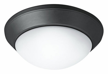 Kichler 8882BK Ribbons Large Flush Mount Ceiling Light