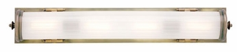 Hudson Valley 953-HB Bristol 30.5 Inch Vanity Wall Light