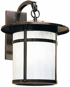 Arroyo Craftsman BB-17 Berkeley Craftsman Outdoor Wall Sconce - 17.25 inches tall
