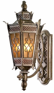 Corbett 58-23 Avignon 4 Light 32 inch Outdoor Wall Sconce