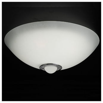 PLC 3548 Andante Large Contemporary Semi-Flush Ceiling Light
