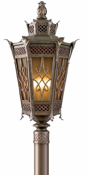 Corbett 58-83 Avignon 4 Light 32 inch Outdoor Post Light