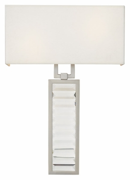 Forecast M414478 Zsa Zsa Large 16 Inch Wide Contemporary Sconce Lighting Fixture