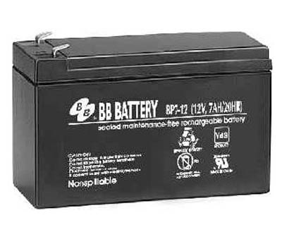 Battery on Bb Battery Ship Weight 5 5 This Bb Battery Model Bp7 12 Is Brand