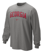 UGA T-Shirts - Long Sleeve
