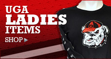UGA Ladies Items