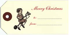 Hobby Horse Gift Tags